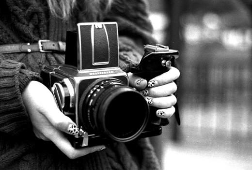 camara fotografo