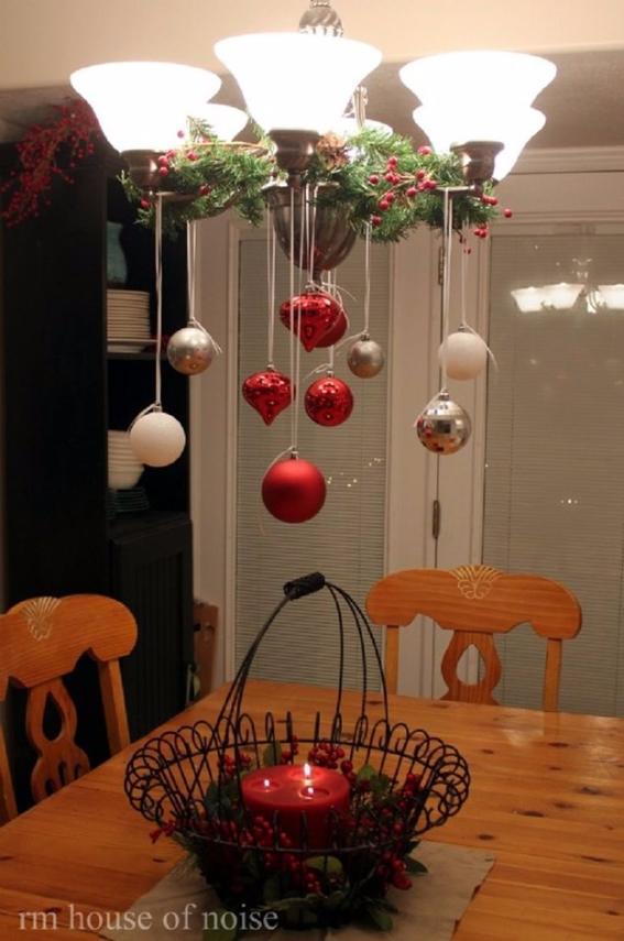 20 ideas para decorar tu casa esta navidad sin gastar dise o for Como decorar mi casa sin gastar
