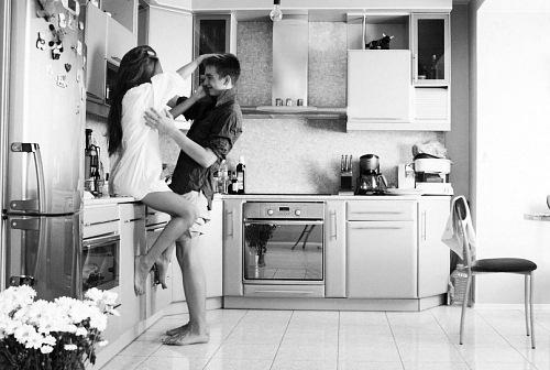 cocinar juntos