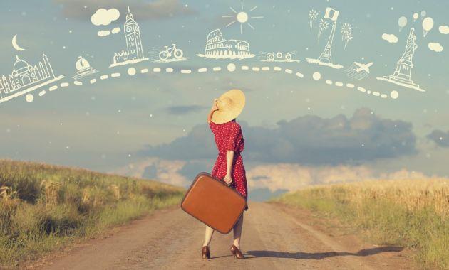 lugares para viajar mujeres solteras