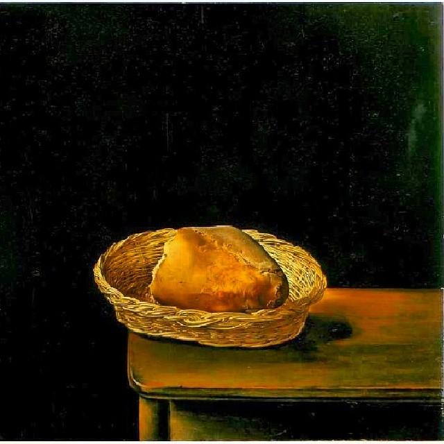 la cesta de pan