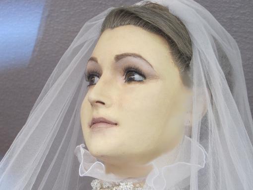 la leyenda de la mujer vestida de novia – vestidos de noche