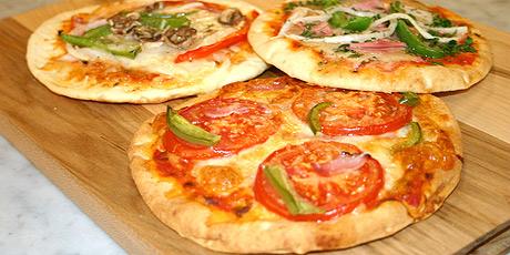 pizza pan pita