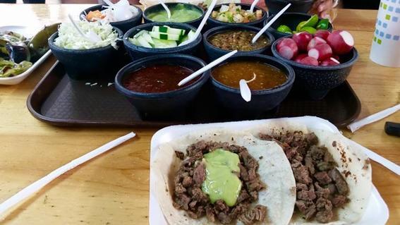 tacos en la ciudad de mexico 1