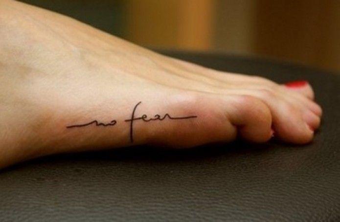 Tatuajes Pies Mujer tatuajes ideales para los pies - diseño