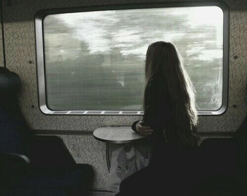 tristeza tren
