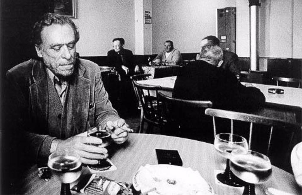 Bukowski cafe