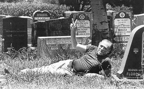 Bukowski cementerio