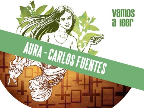 Carlos Fuentes aura
