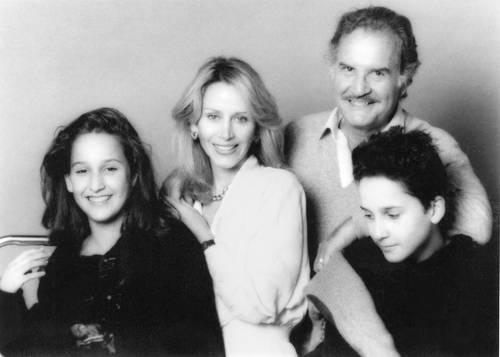 Carlos Fuentes Familia