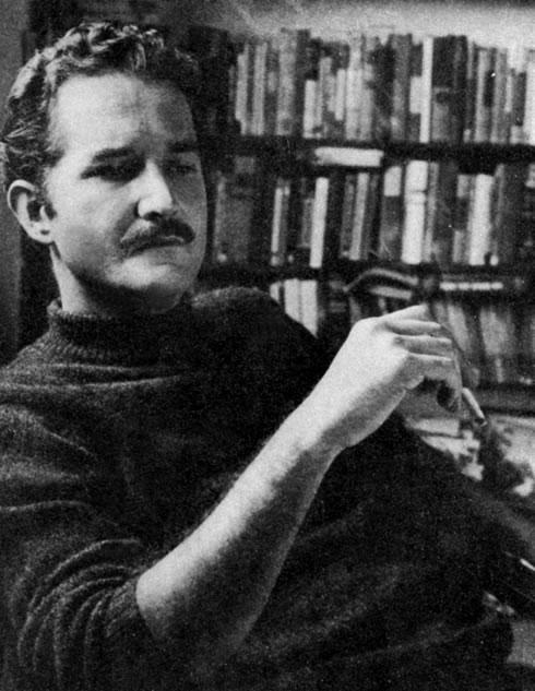 Carlos Fuentes Joven