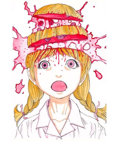 Cerebro Shintaro Kago