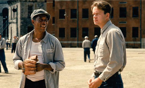 Clasicos del cine Shawshank redemption