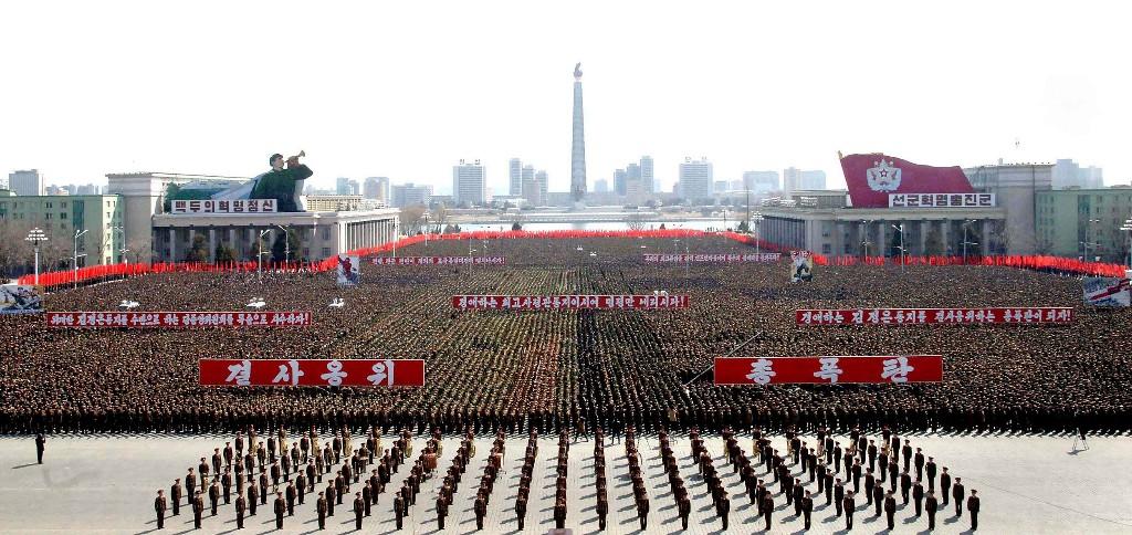 North Korea's official Korean Central News Agency (KCNA) ,  March 29, 2013.