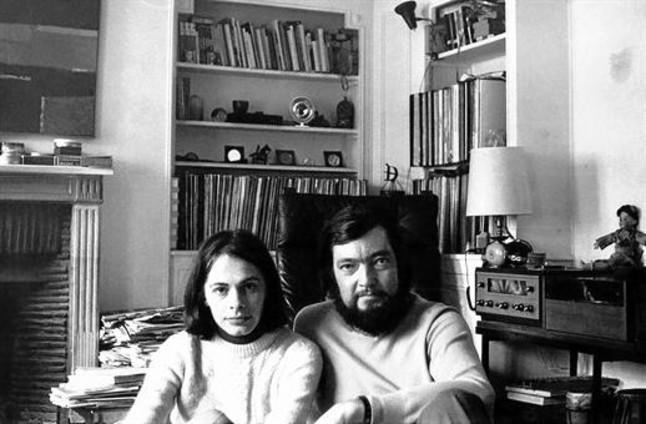 Cortazar y Cristina Peri Rossi
