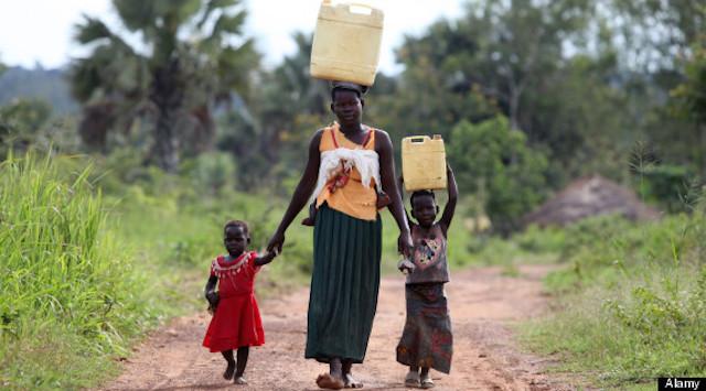 Dama crisis agua