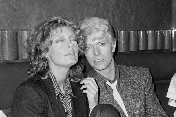 David Bowie y Susan Sarandon