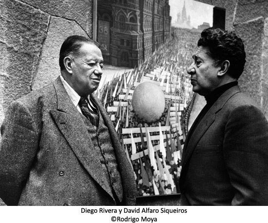 Diego Rivera. Ambos