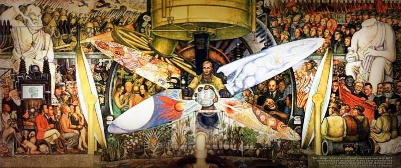 Diego Rivera. Creacion