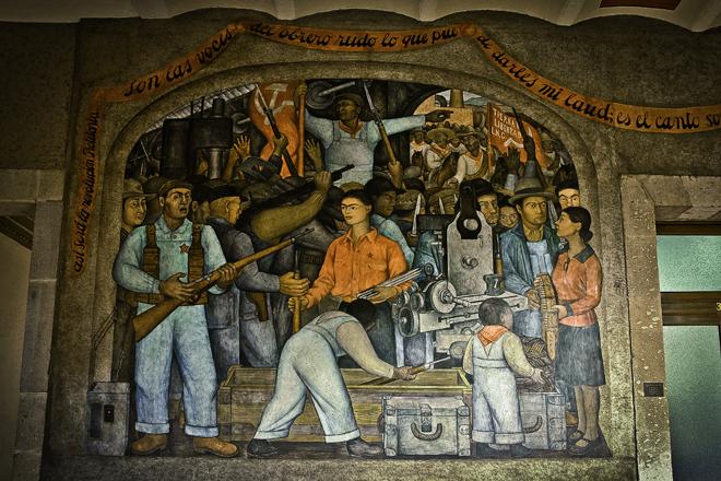 Diego Rivera. Frida