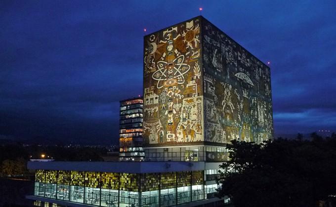 Diego Rivera. Murales CU