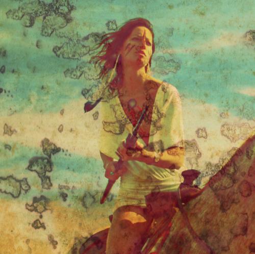 Eduardo Galeano-Mujer a caballo