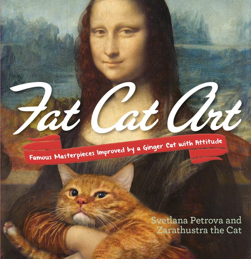 Svetlana Petrova and Zarathustra the Cat