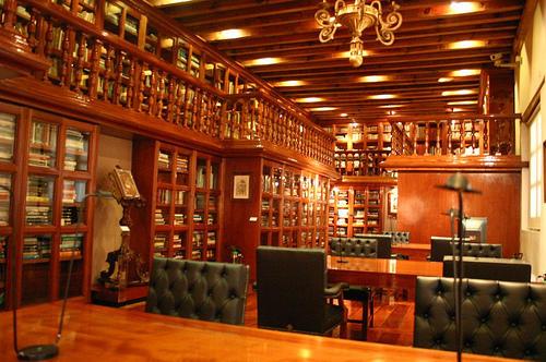 Biblioteca Museo Franz Mayer