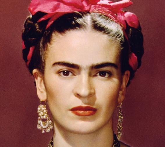 Lecciones de moda que aprendimos de frida kahlo moda - Que peinados estan de moda ...