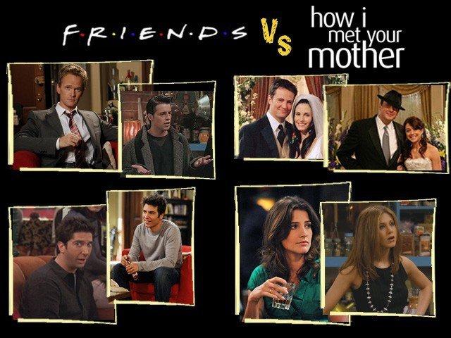 Friends How I Met Your Mother