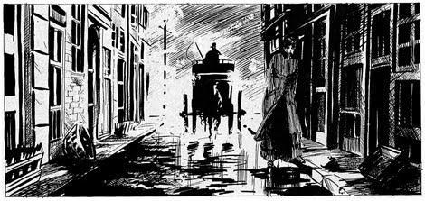 From Hell novela grafica