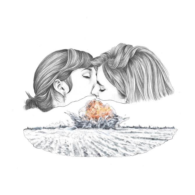 Generacion perdida beso