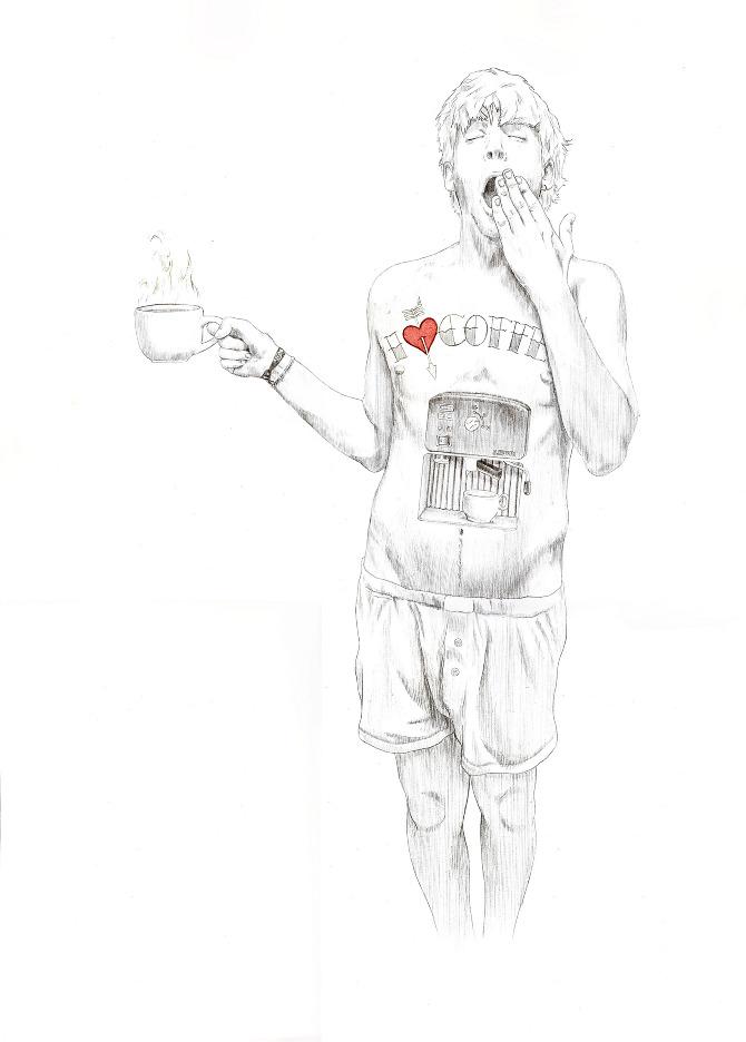 Generacion perdida cafe