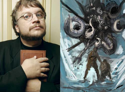 H P Lovecraft del Toro
