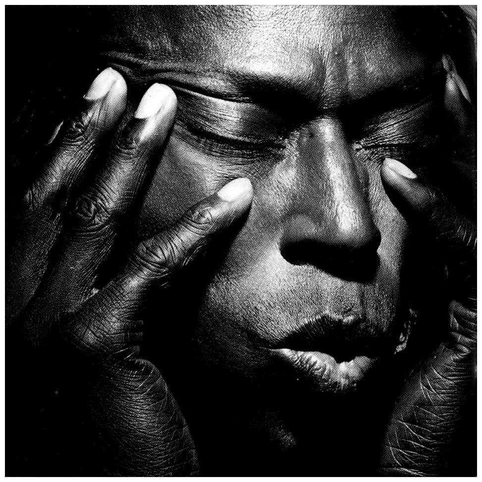 Irving Penn Miles Davis