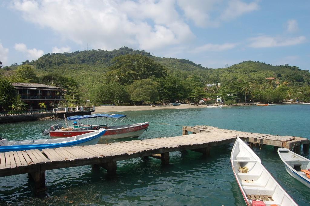 Isla de Capurganá, Colombia