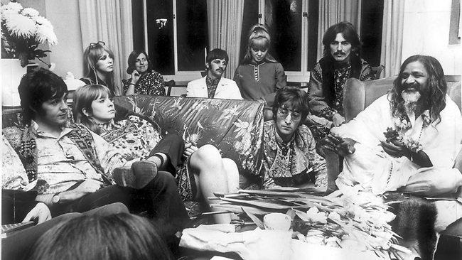 John Lennon-mahareshi