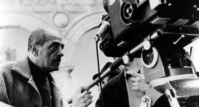 Luis Buñuel. Camara