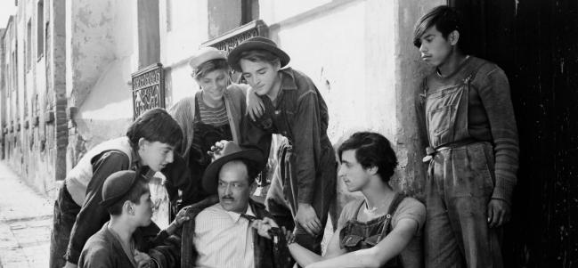 Luis Buñuel-los-olvidados