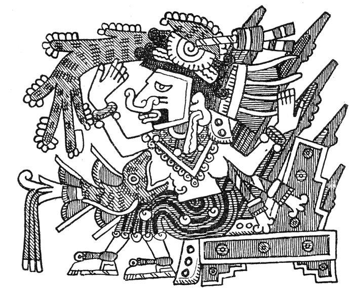 Mayahuel-Diosa