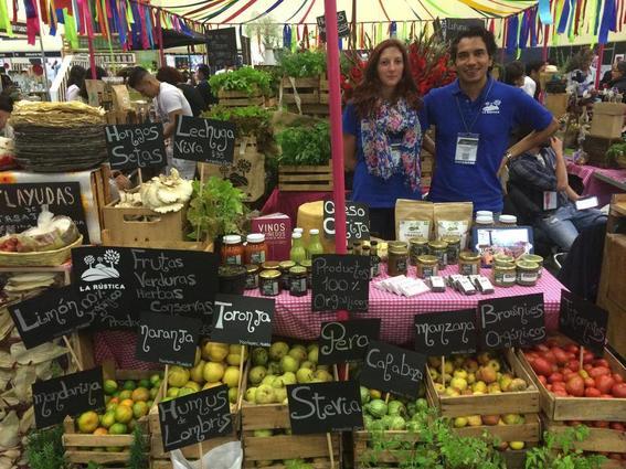 Mercado Alternativo de Tlalpan