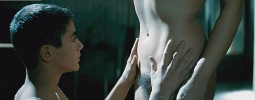 Monica Belucci Malena mejores desnudos