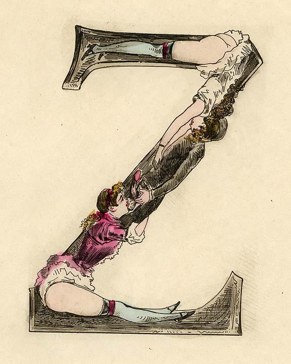alfabeto erótico