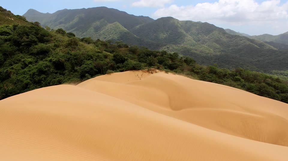 Parque Nacional Natural Macuira, Colombia