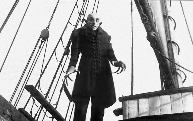 Películas de vampiros-nosferatu