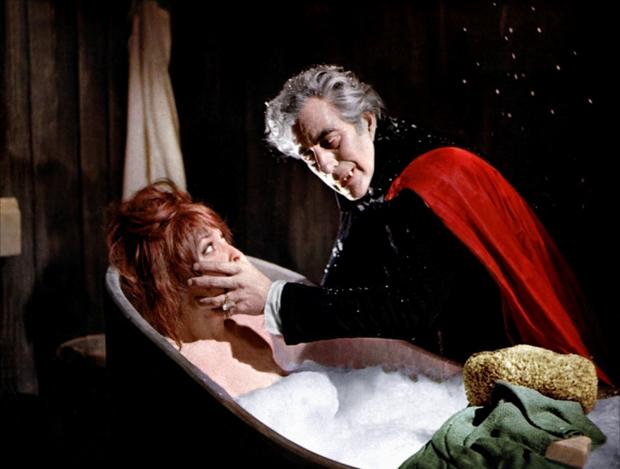 Pelicula de vampiros-Polanski