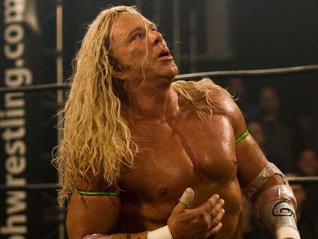 Peliculas Independientes The Wrestler