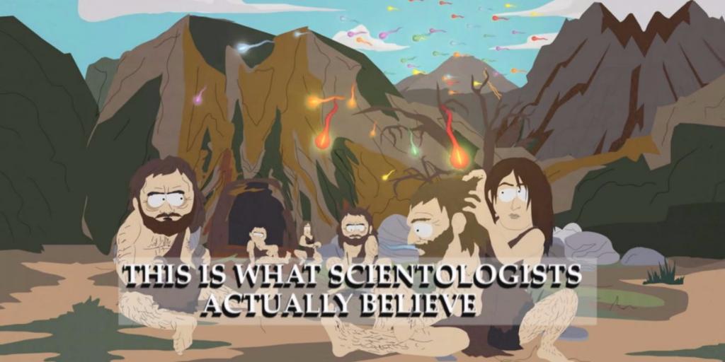 South Park cieciologia