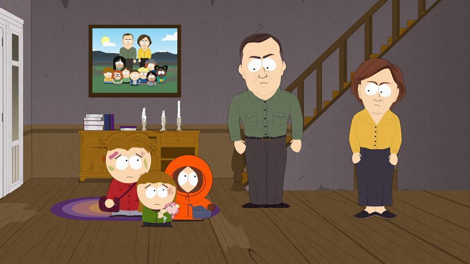 South Park pobre