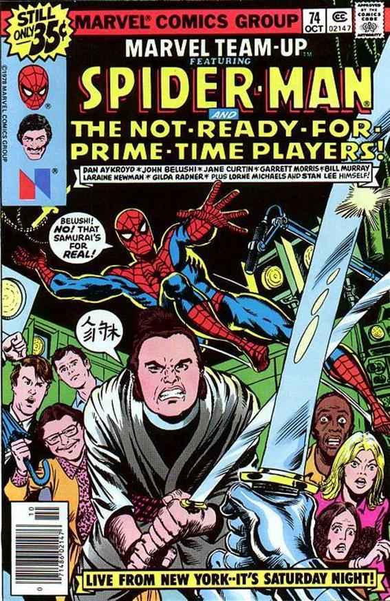 cosas que no sabias spiderman 10